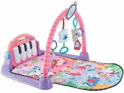 Fitch baby Коврик музыкальный Розовое Пианино 8839