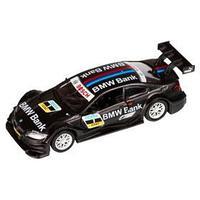 Машина металлическая BMW M3 DTM 142, инерция открываются двери, цвет чёрный