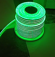 Гибкий неон Зеленый