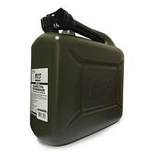 Канистра топливная пластик 10 л(темн.зел) AVS TPK-Z 10