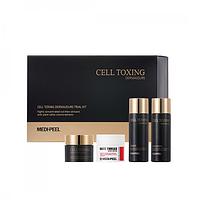 MEDI-PEEL Набор для лица CELL TOXING Dermajours Trial Kit