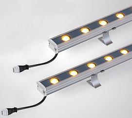 Светодиодные линейные прожекторы 9Вт Теплый белый 50cm