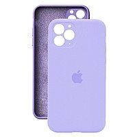 Силиконовый чехол для Apple iPhone 11 Pro,Лиловый,Silicone Case