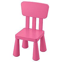 """Детский стул, """"MAMMUT МАММУТ"""" для дома/улицы, розовый"""
