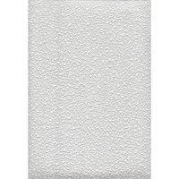 Обои HomeColor 409-01 вспененный винил на флизелине 1,06 х 25 м, белый (комплект из 5 шт.)