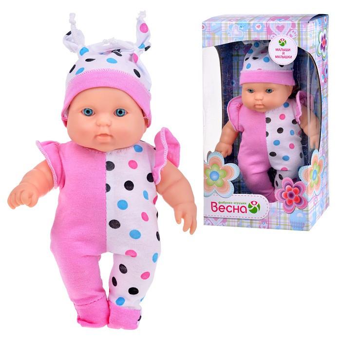 Кукла Карапуз 11 девочка