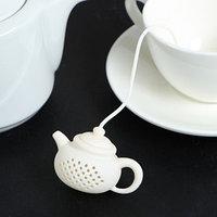 Ситечко для чая Доляна 'Чайник'