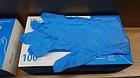 Перчатки медицинские нитриловые размер M L