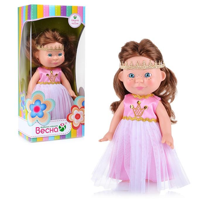 Кукла Весна Веснушка 2