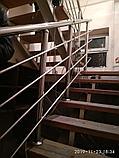 Перила для лестницы и площадки, фото 5