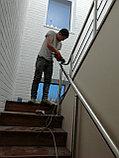 Нержавеющий поручень на лестницу, фото 3