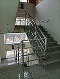 Нержавеющий поручень на лестницу, фото 2