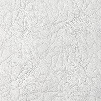 Обои Палитра3009-01 вспененный винил на флизелине 1,06х10 м, белый (комплект из 6 шт.)
