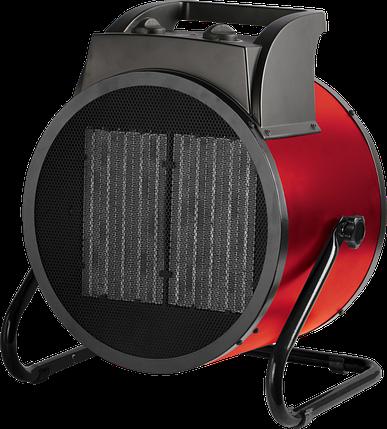 Тепловая электрическая пушка ТЭПК-9000K (керам.нагревательный элемент,круглая) Ресанта, фото 2
