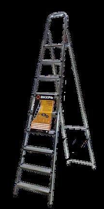 Стремянка стальная ВИХРЬ СС 1х9, фото 2