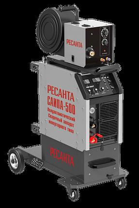 Сварочный аппарат САИПА-500, фото 2