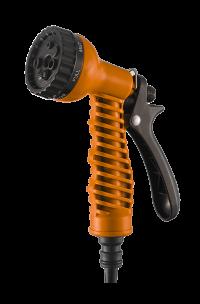 Пистолет-распылитель, 7 режимов полива Вихрь, фото 2