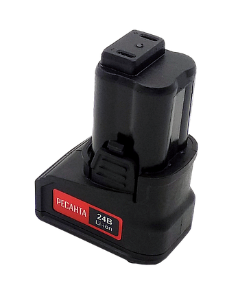 Аккумулятор для ДА-24-2ЛК, ДА-24-2ЛК-У (АКБ24Л1 DCG) Ресанта, фото 2