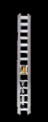 Лестница алюминиевая ВИХРЬ ЛА 3х14, фото 2