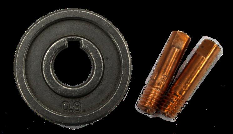 Ролик 0,6-0,8 с наконечником 0,6 мм и 0,8 мм для САИПА серии LSD, фото 2