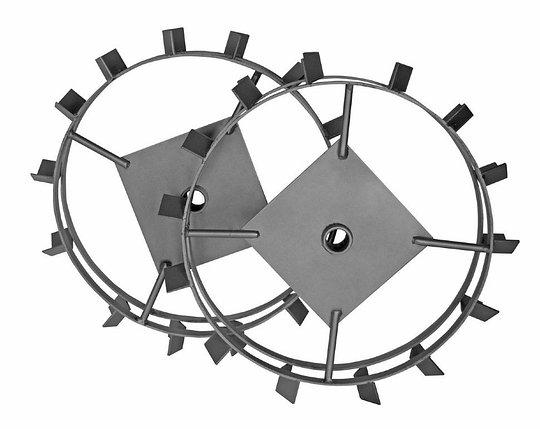 Грунтозацеп 600/130 для МК-9500,МК-11000,МК-13000,МК-15000 для окучивания (шестиг.32 мм)(комп.2 шт.), фото 2