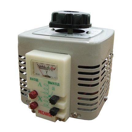 Автотрансформатор РЕСАНТА ТР/0,5 (TDGC2-0,5), фото 2