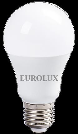 Лампа светодиодная EUROLUX LL-E-A60-15W-230-2,7K-E27, фото 2