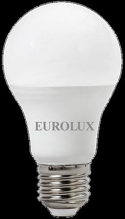 Лампа светодиодная EUROLUX LL-E-A60-13W-230-4K-E27, фото 2