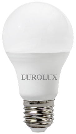 Лампа светодиодная EUROLUX LL-E-A60-13W-230-2,7K-E27, фото 2