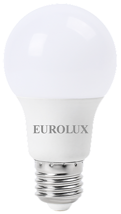 Лампа светодиодная EUROLUX LL-E-A60-11W-230-2,7K-E27, фото 2