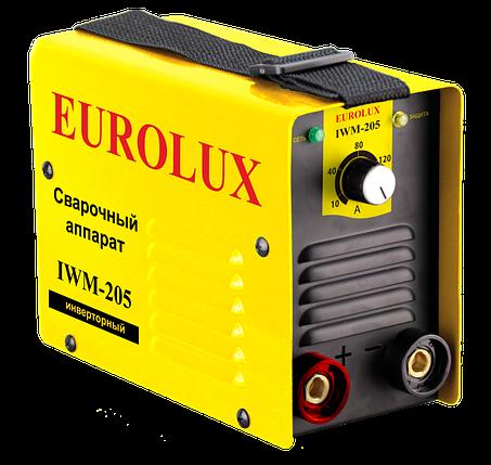 Сварочный аппарат EUROLUX IWM205, фото 2