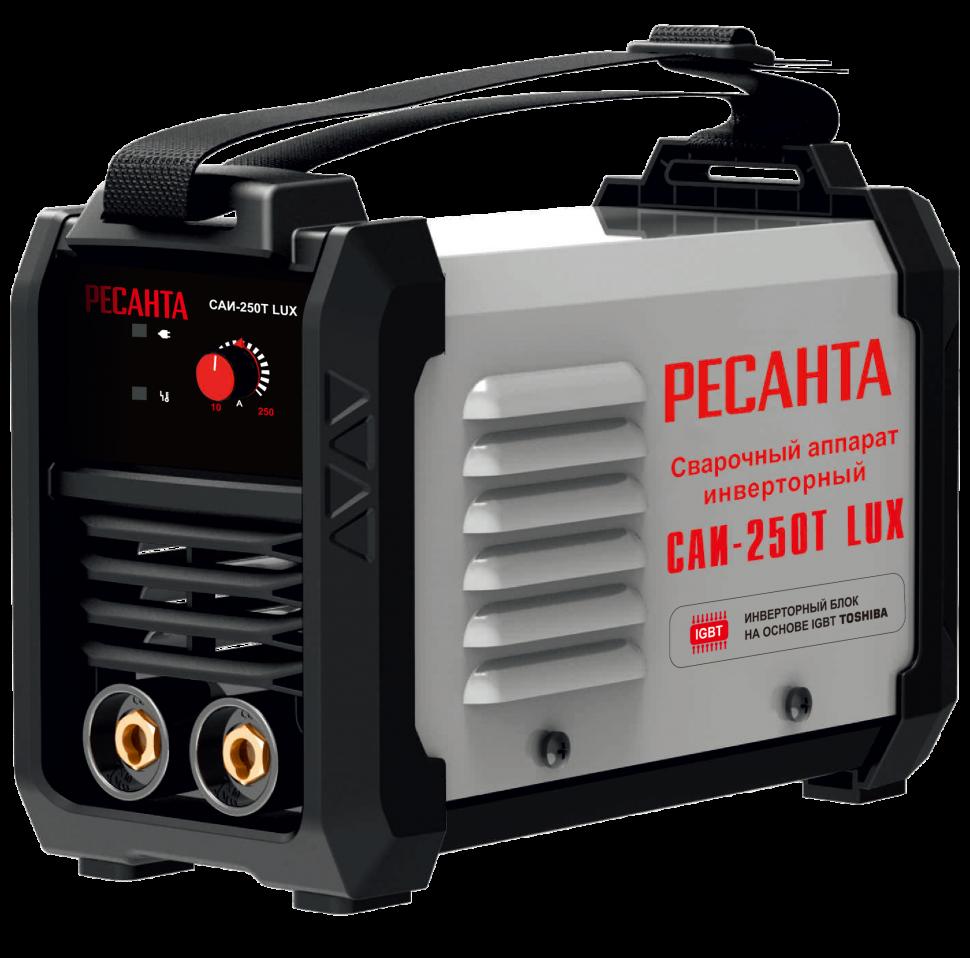 Сварочный аппарат инверторный РЕСАНТА САИ-250T LUX