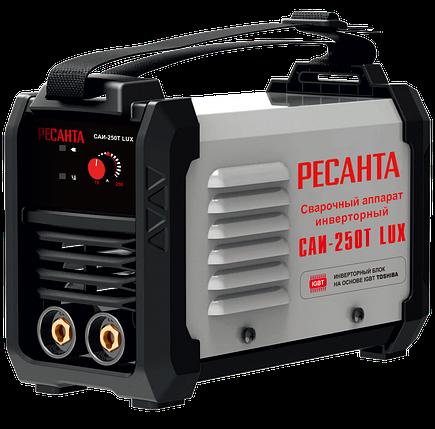 Сварочный аппарат инверторный РЕСАНТА САИ-250T LUX, фото 2