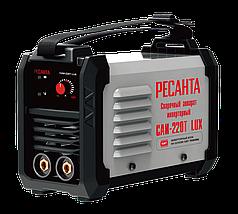 Сварочный аппарат инверторный РЕСАНТА САИ-220T LUX