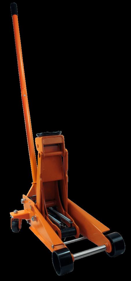 Домкрат гидравлический подкатной ДМК-3Б Вихрь