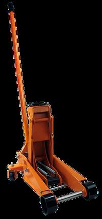 Домкрат гидравлический подкатной ДМК-3Б Вихрь, фото 2