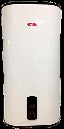 Водонагреватель накопительный ВН-80В Ресанта, фото 2