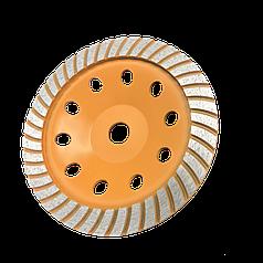 Чашка алмазная зачистная, 230 мм, Турбо Вихрь