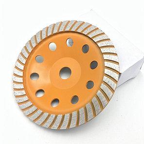 Чашка алмазная зачистная, 230 мм, Турбо Вихрь, фото 2