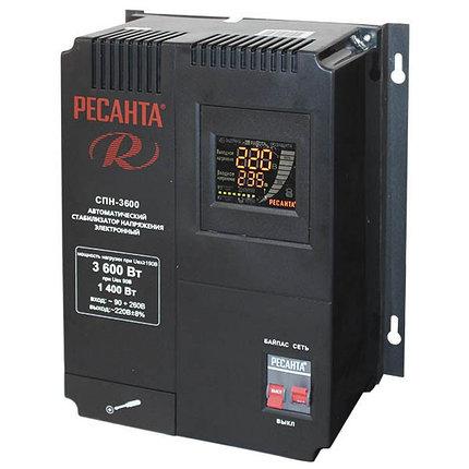 Стабилизатор напряжения РЕСАНТА СПН-3600, фото 2
