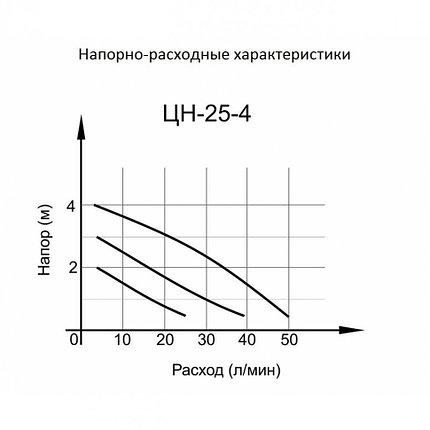 Циркуляционный насос Вихрь Ц-25/4 СТАНДАРТ, фото 2