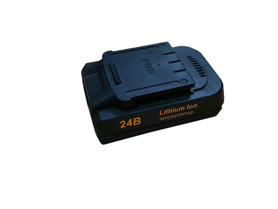 Аккумулятор Вихрь для ДА-24Л-2К и ДА-24Л-2К-У (АКБ24Л1 KPV), фото 2