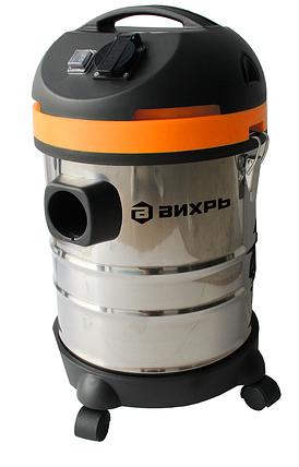 Строительный пылесос СП-1500/20 Вихрь, фото 2