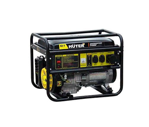 Электрогенератор HUTER DY9500L, фото 2