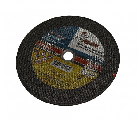 Круг отрезной по металлу Луга 230х2,5х22 30А БУ80, фото 2