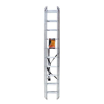 Лестница алюминиевая ВИХРЬ ЛА 3х10, фото 2