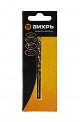 Сверло по металлу ВИХРЬ 5 мм, P6M5