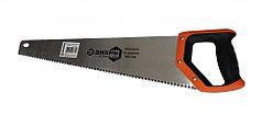 Ножовка по дереву ВИХРЬ 500 мм 3D заточка