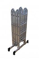 Лестница-трансформер ВИХРЬ ЛТА 4х4, фото 3