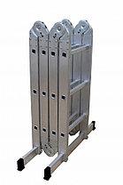 Лестница-трансформер ВИХРЬ ЛТА 4х3, фото 3